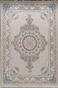 فرش 1500 شانه کد 15005 رنگ فیلی