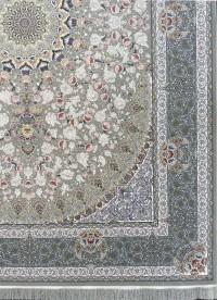 فرش طرح یکتا نقره ای1200 برجسته