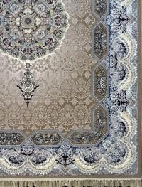 فرش طرح هالیدی بادومی 1200 برجسته