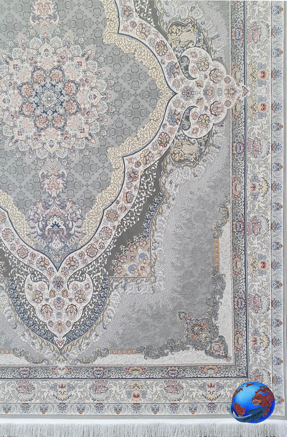 فرش طرح رستا طوسی 1200 برجسته